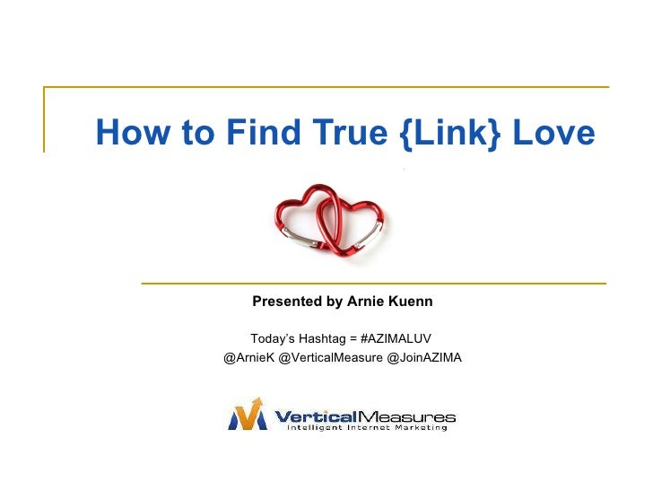 How to Find True {Link} Love