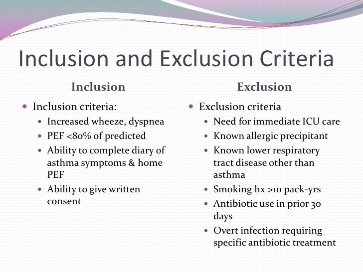 Examples of social exclusion