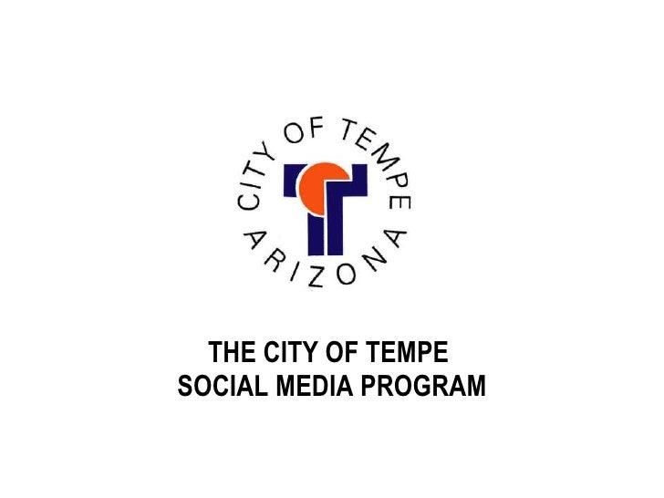 AZ League of Cities presentation