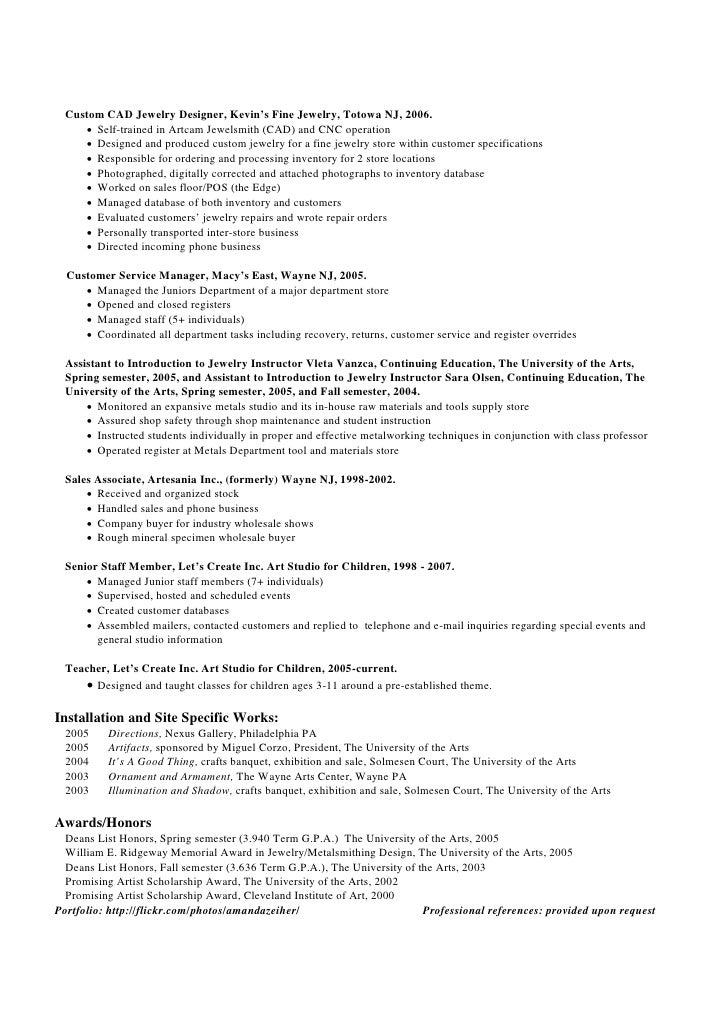 wholesale resume