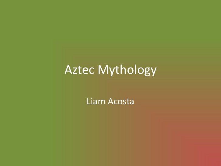 Aztecmyth