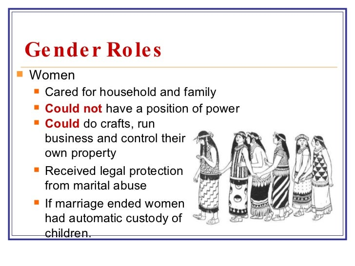 gender roles and the control of men over women in society However, the influence that traditional male stereotypes have on the  traditional  male stereotypes in society and their consequent impact on women  that men  control most of the resources required to implement women's.