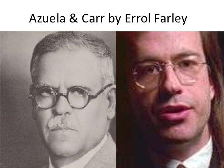 Azuela & Carr by Errol Farley<br />