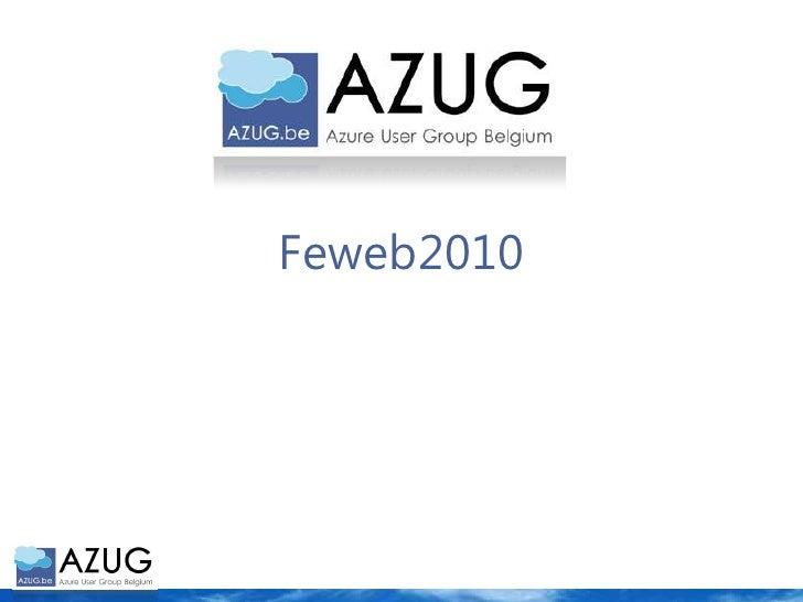 Azug feweb2010