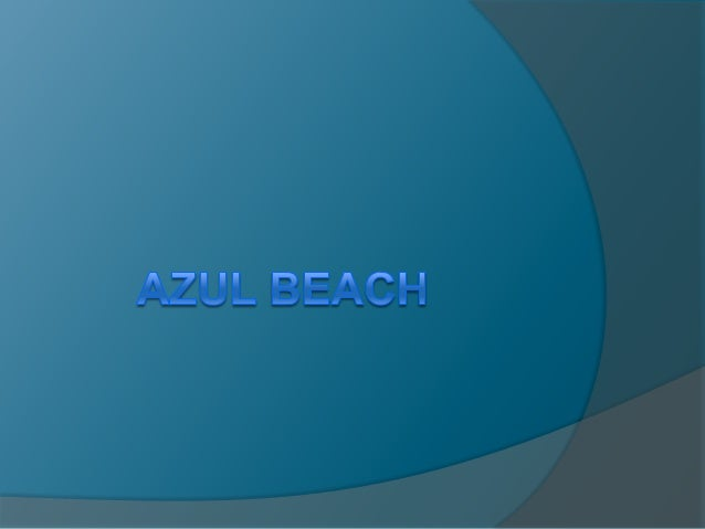 Azul Beach 5 Star Resort All-Inclusive 15 minutes from Cancun  20 minutes from Playa del Carmen  Boutique Resort, only 9...