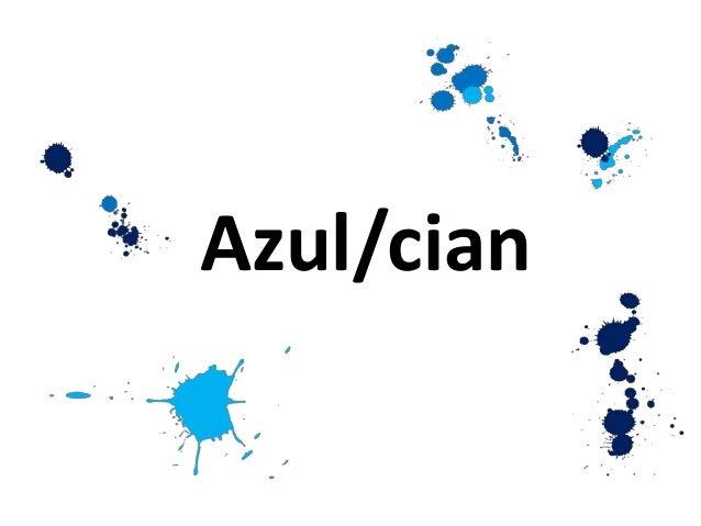 Azul/cian