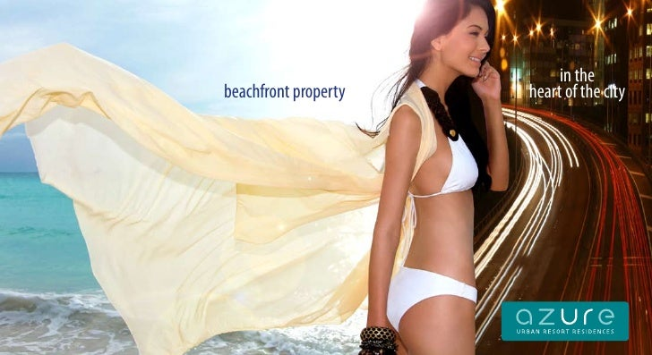 in thebeachfront property   heart of the city