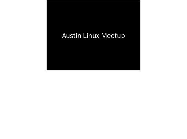Linux Du Jour