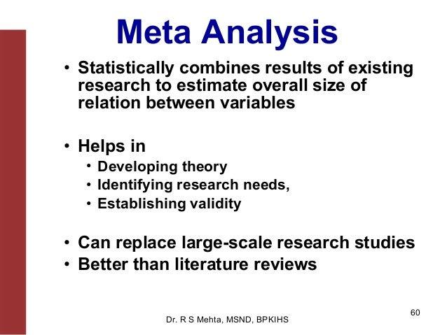 types of case study