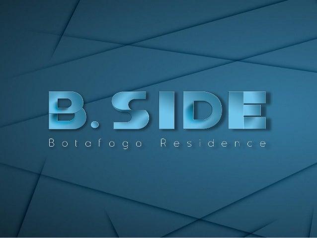B. Side Botafogo Residence - Vendas (21) 3021-0040 - ImobiliariadoRio.com.br