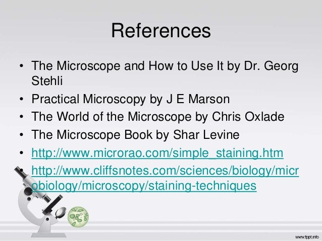 how to use a minigrid microscope