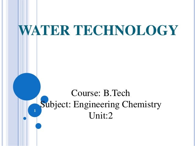 Chemical Engineering subjects in college english ii