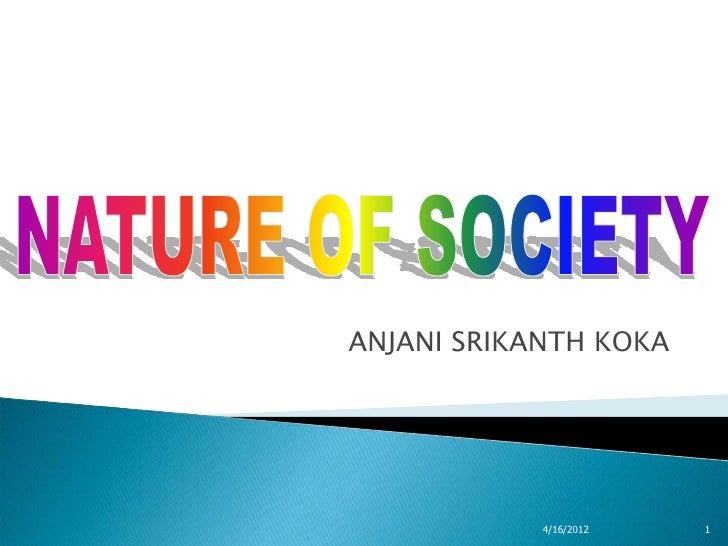 ANJANI SRIKANTH KOKA            4/16/2012   1