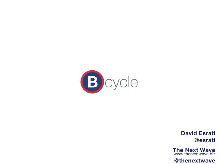 B Cycle for a Sustainable WorldB-Cycle for a Sustainable World