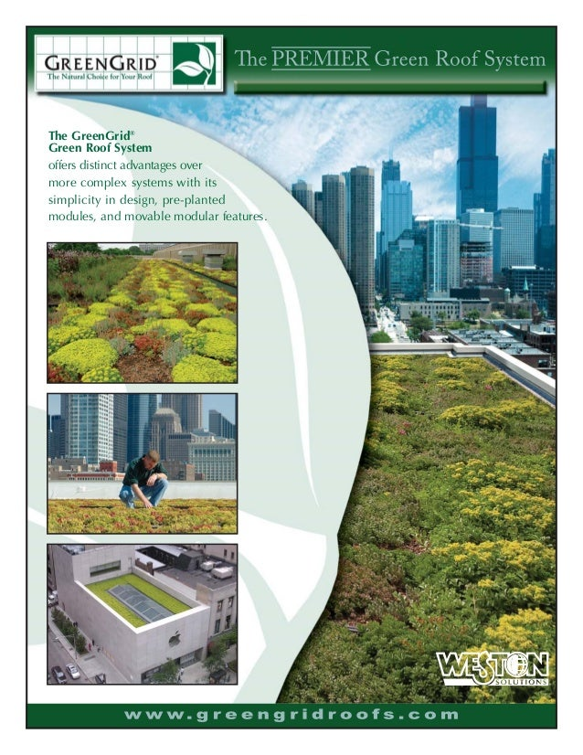 The GreenGrid®Green Roof Systemoffers distinct advantages overmore complex systems with itssimplicity in design, pre-plant...