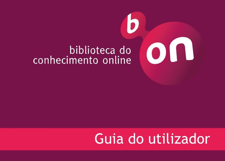 B-On (Guia do utilizador)