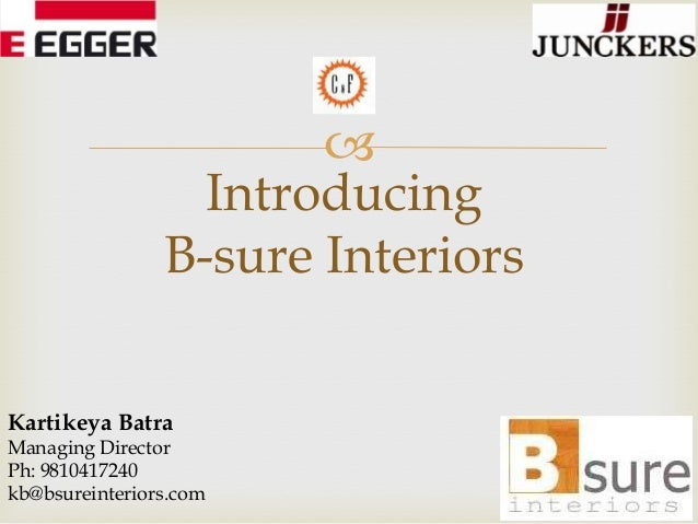 Hardwood Flooring from B-sure Interiors