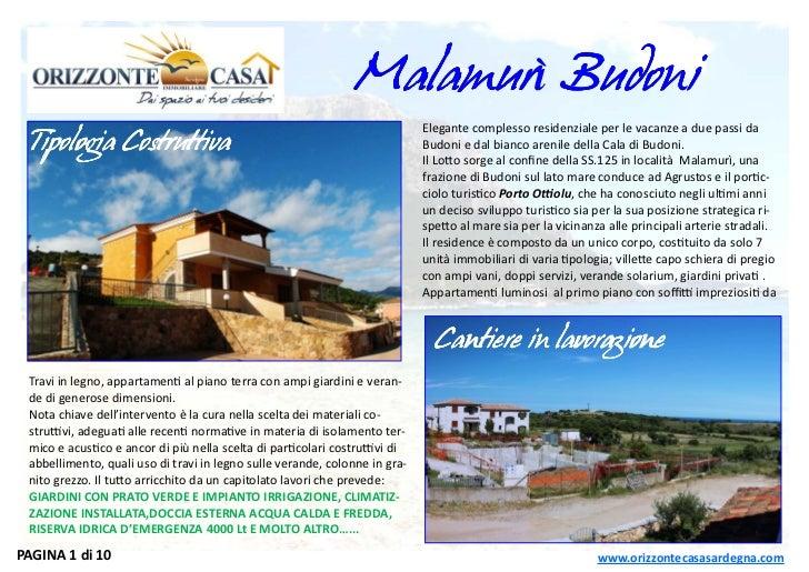 Malamurì                                                              Malamur Budoni                                      ...
