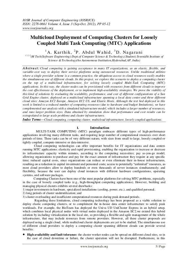 IOSR Journal of Computer Engineering (IOSRJCE) ISSN: 2278-0661 Volume 4, Issue 3 (Sep-Oct. 2012), PP 05-12 www.iosrjournal...