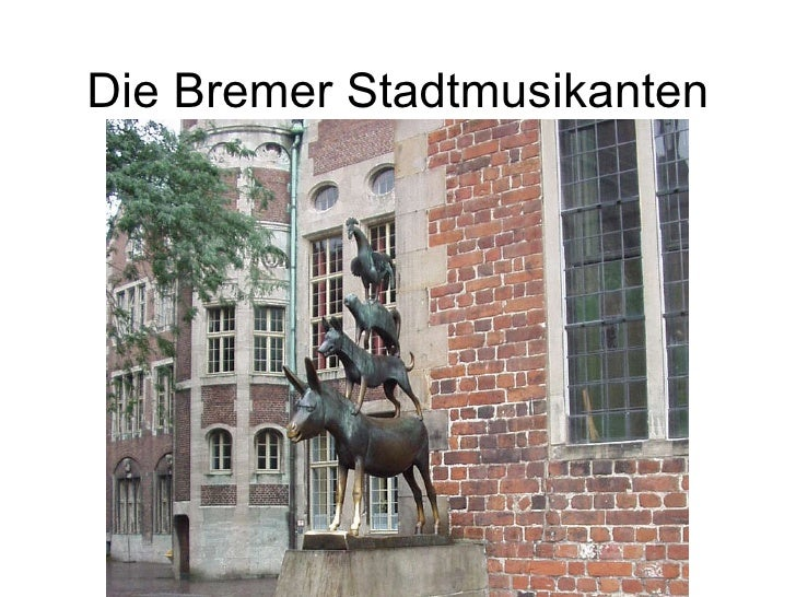 B1 - Bremer Stadtmusikante