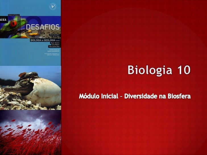 B1   diversidade na biosfera