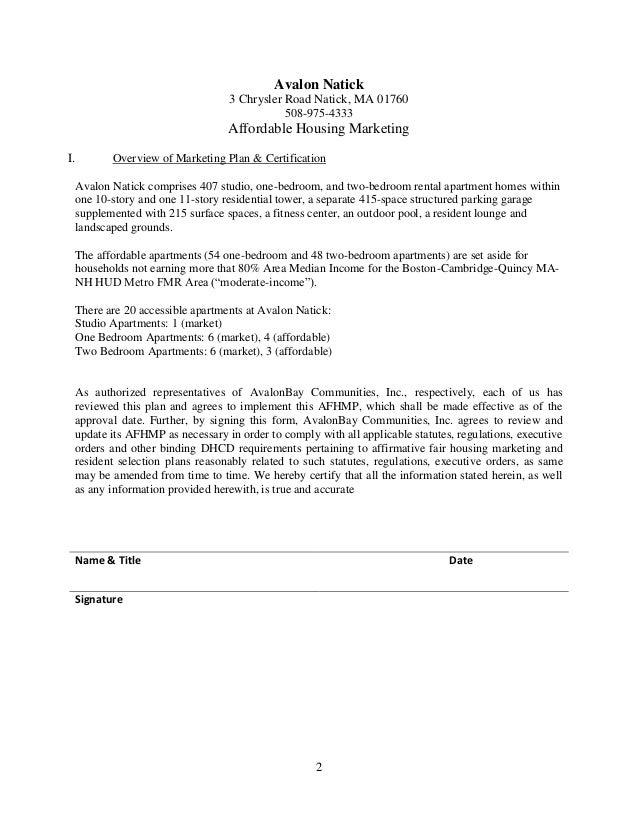 IZ Workshop   B affirmative fair marketing natickOutreach Contact List