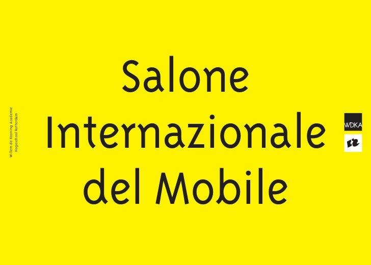 Salone Del Mobilé