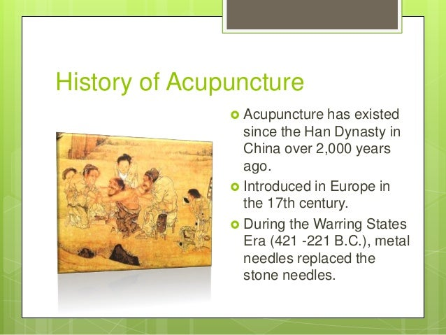 history of nccam What is complementary and alternative medicine (cam) (cont) in an effort to create some structure around cam, nccam has created a classification.