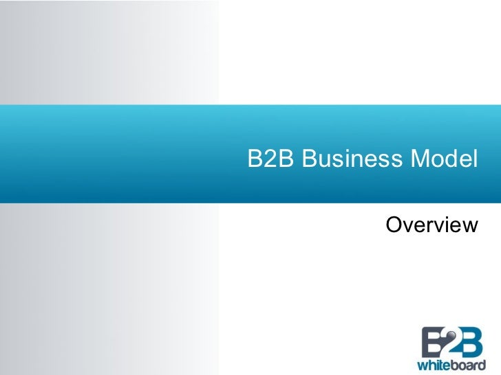 B2B Business Model Overview