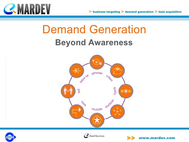 Demand Generation Beyond Awareness