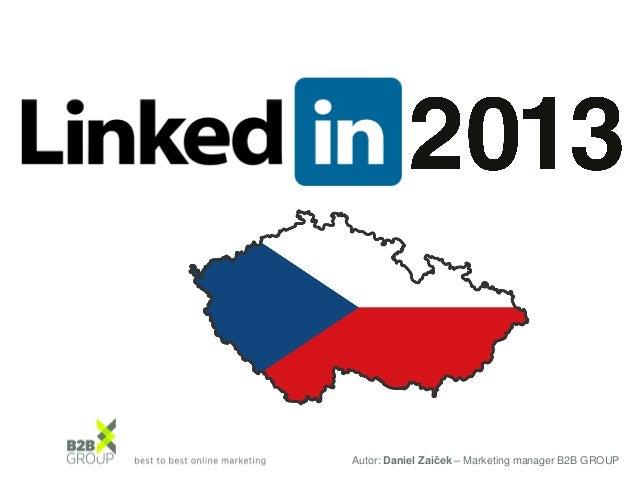 Autor: Daniel Zaiček – Marketing manager B2B GROUP