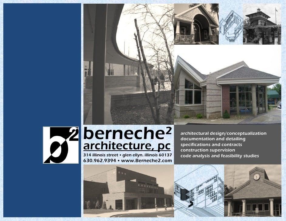 berneche² berneche                                           architectural design/conceptualization                       ...