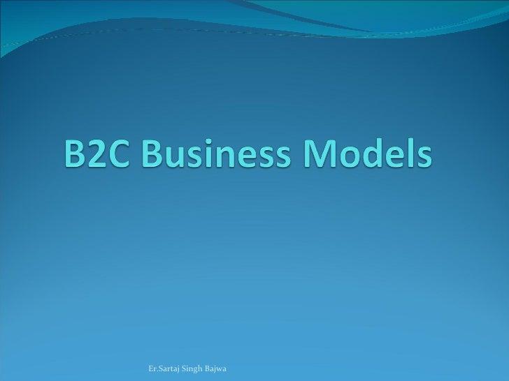 B2 c business models