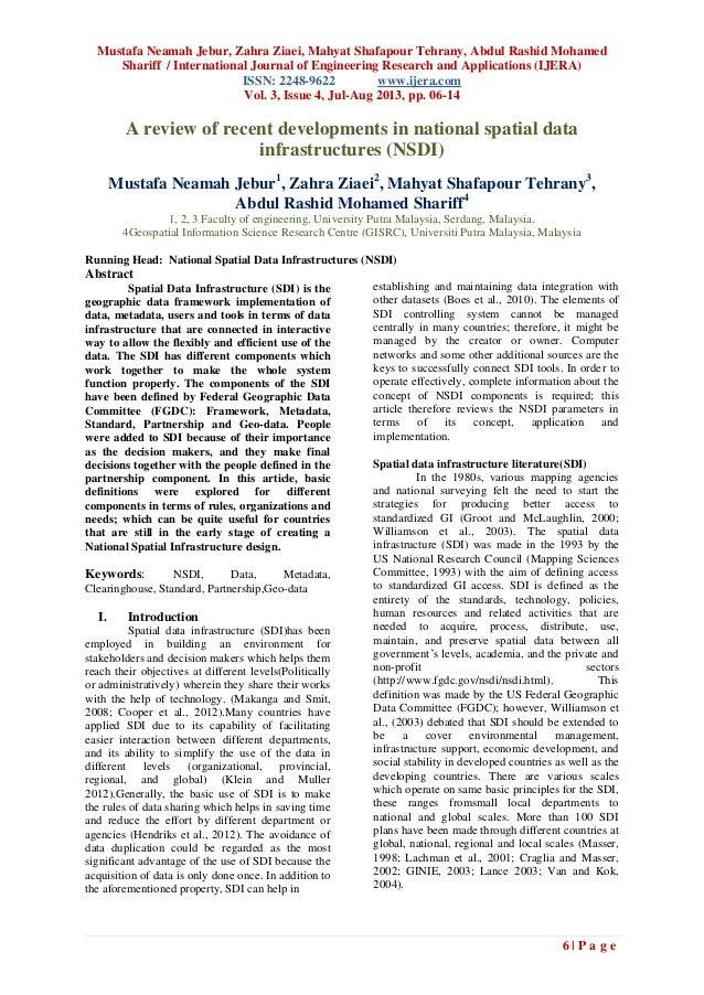 Mustafa Neamah Jebur, Zahra Ziaei, Mahyat Shafapour Tehrany, Abdul Rashid Mohamed Shariff / International Journal of Engin...