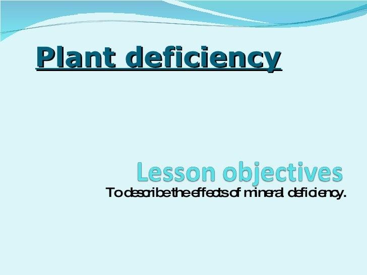 B3a13plant Mineral Deficiencies