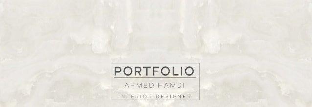 AHMED HAMDI%27S PORTFOLIO