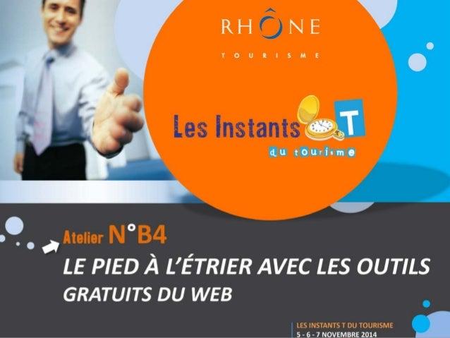 Intervenant  www.rhonetourisme.com  Denis Chatain (Espace Numérique Entreprises)