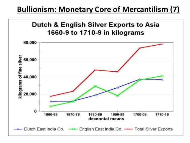 general characteristics of mercantilism Mercantilism is an economic theory that holds that the prosperity of a nation is   to a certain extent, mercantilist doctrine itself made a general theory of.