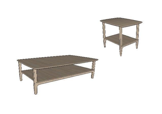 Fjord furniture line for BKS meubel