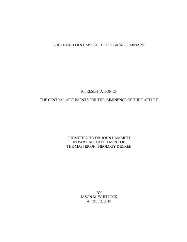 Christopher vickory dissertation