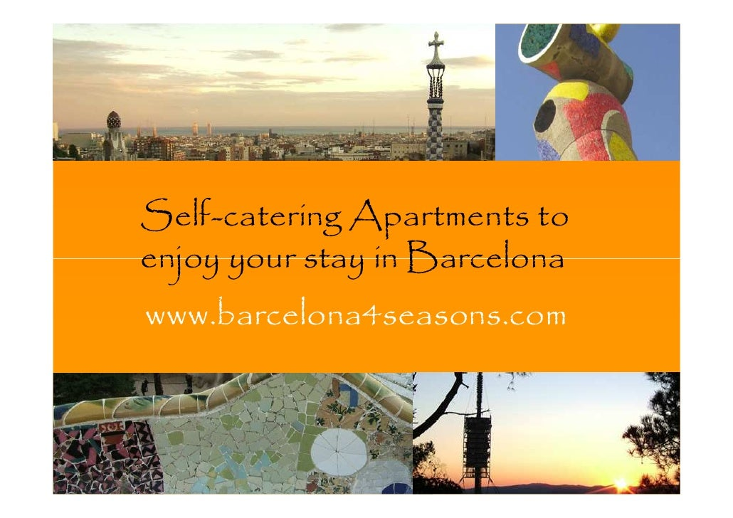 Free Powerpoint TemplatesSelf-catering Apartments toenjoy your stay in Barcelonawww.barcelona4seasons.com                 ...