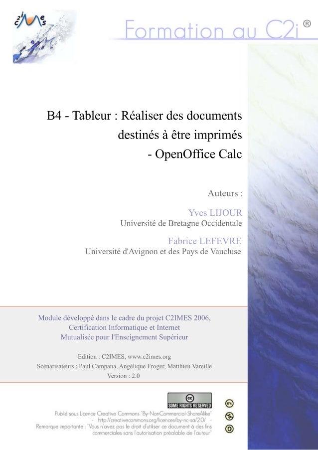 ModuledéveloppédanslecadreduprojetC2IMES2006, CertificationInformatiqueetInternet Mutualiséepourl'EnseignementSupérieur Ed...