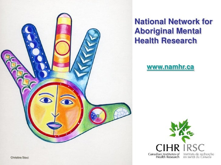 B5 Hwb P IsaacNational Network for Aboriginal Mental Health Research