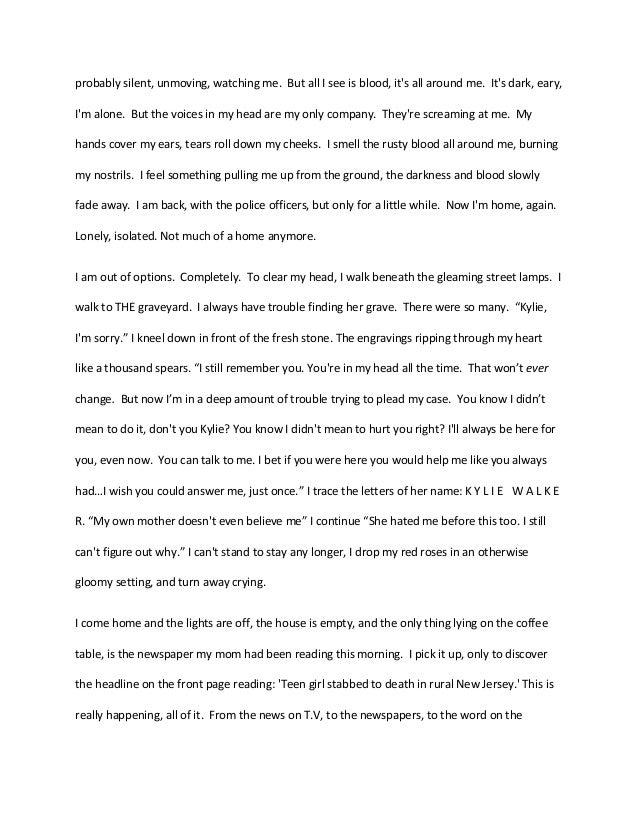 Creative writing short story