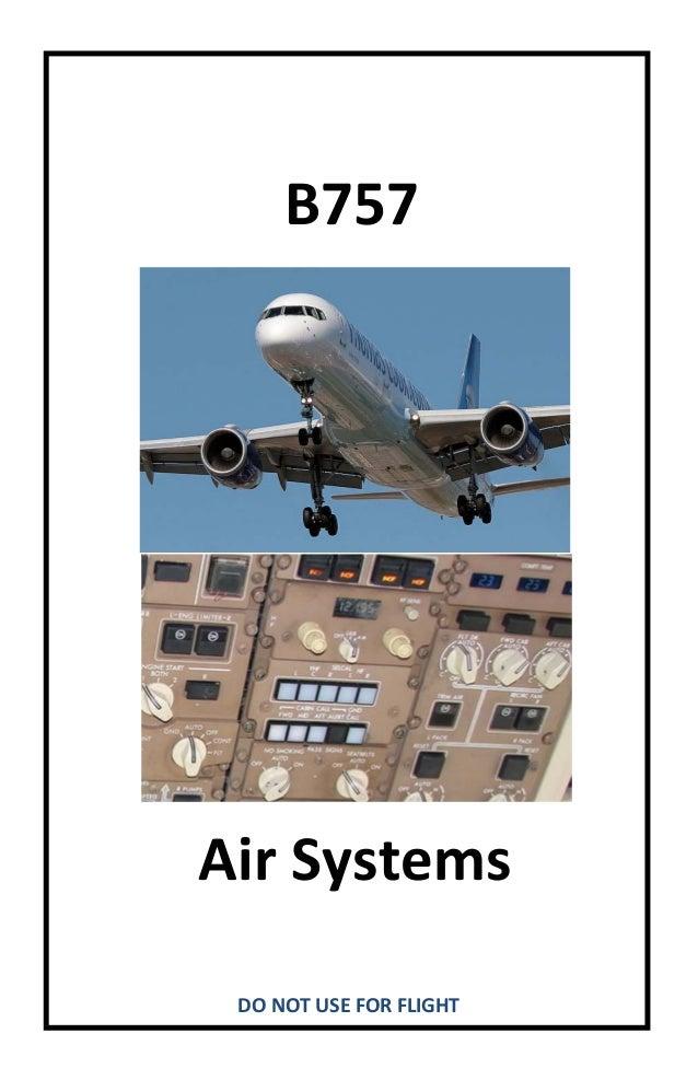 B757 air systems