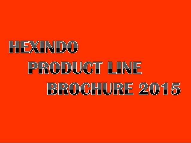 01. HITACHI Our Products 2015 WO-EN020 Printed in Japan 14.12 (SA/KA, HGT3)