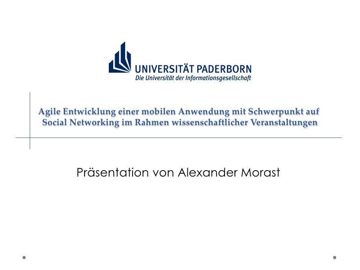 Dissertation verteidigung prsentation