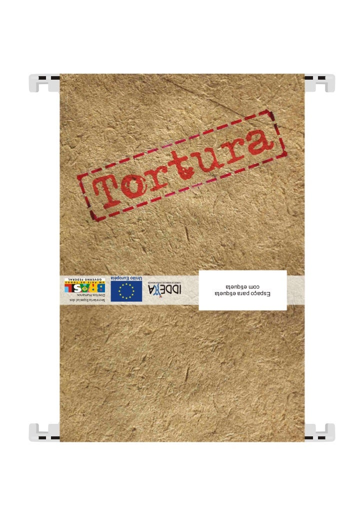 TORTURA: Denuncie