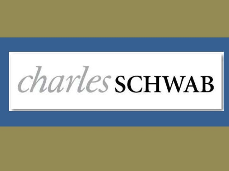charles schwab case essay Charles schwab took full advantage of deregulation in 1975 in order to offer products and services previously unavailable to low-end or marginal customers.