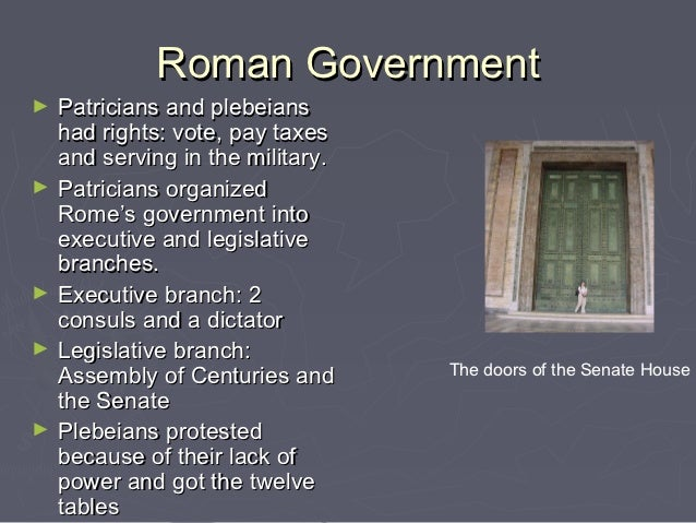 ancient roman government notes This timeline highlights the major events in the history of ancient rome this timeline goes from 753 bc to laws and rome becomes a complex republican government.